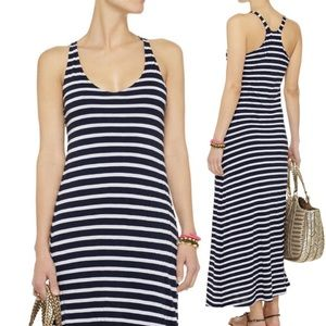 Splendid striped Jersey Maxi Dress